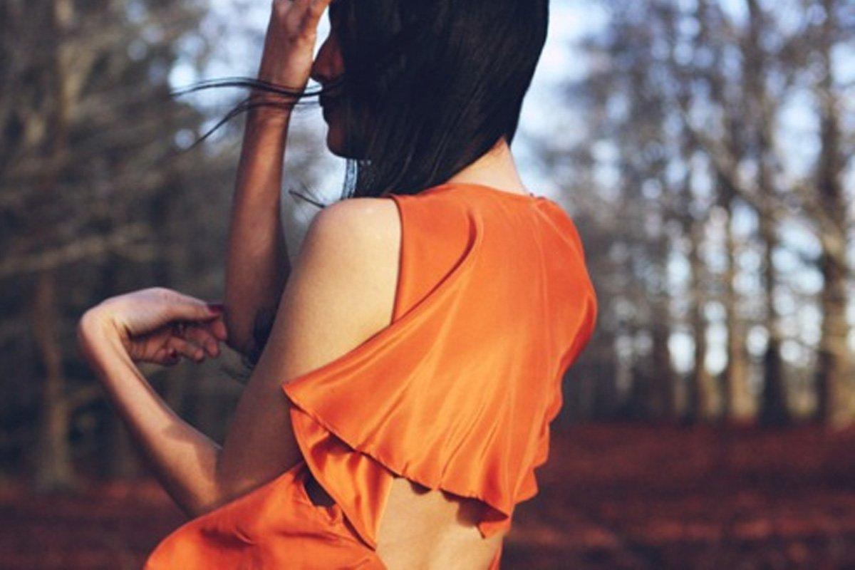 arancione albicocca