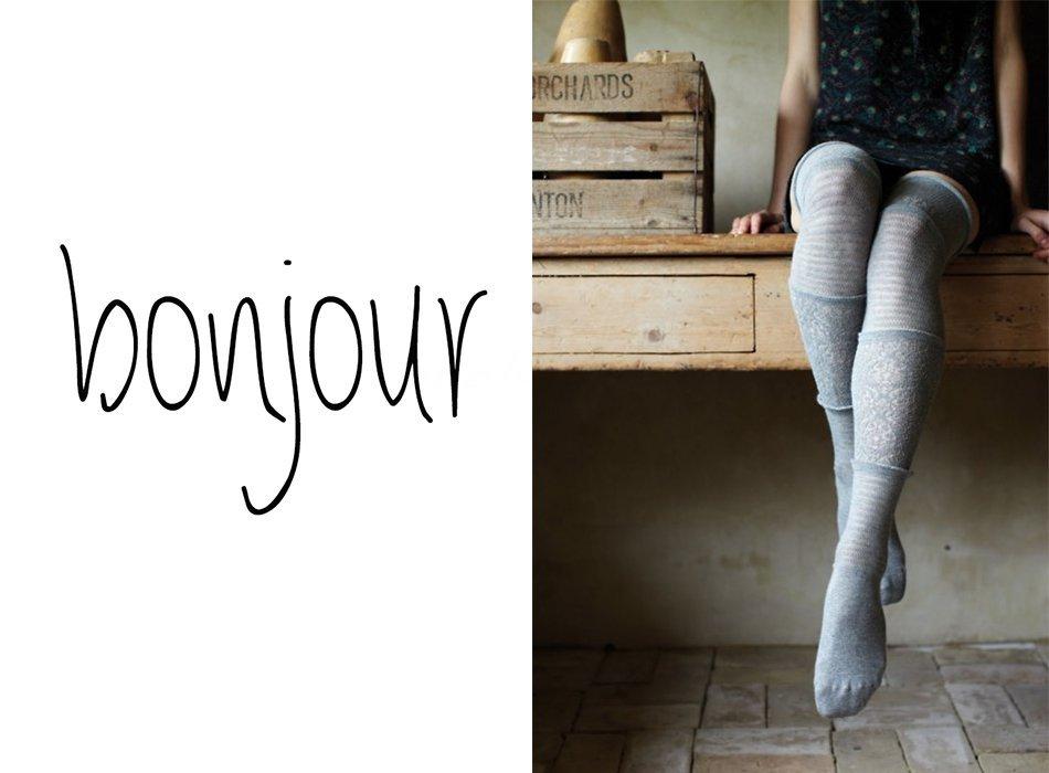 frasi buongiorno in francese