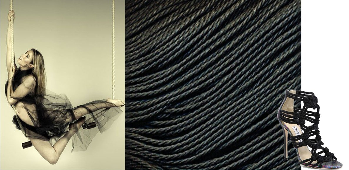 Scarpe di corda: sulla corda della quotidianità e delle ...