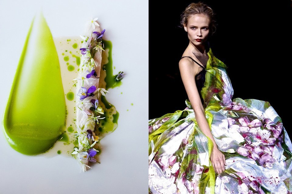 dolce e gabbana flower recipes