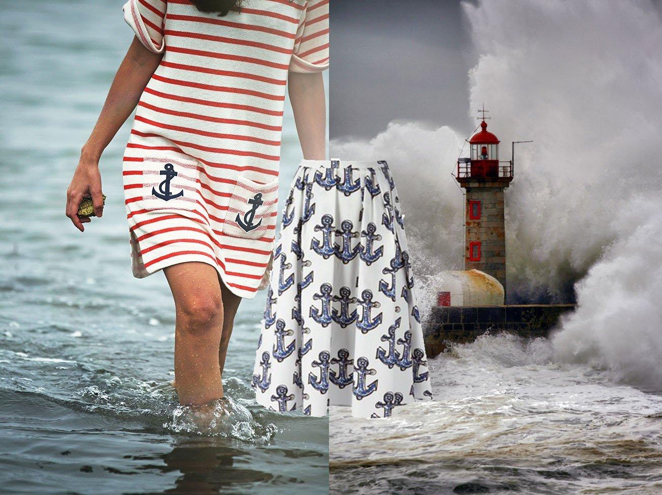 vestitre alla marinara