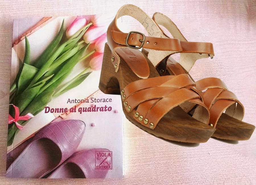 clogs e donne al quadrato