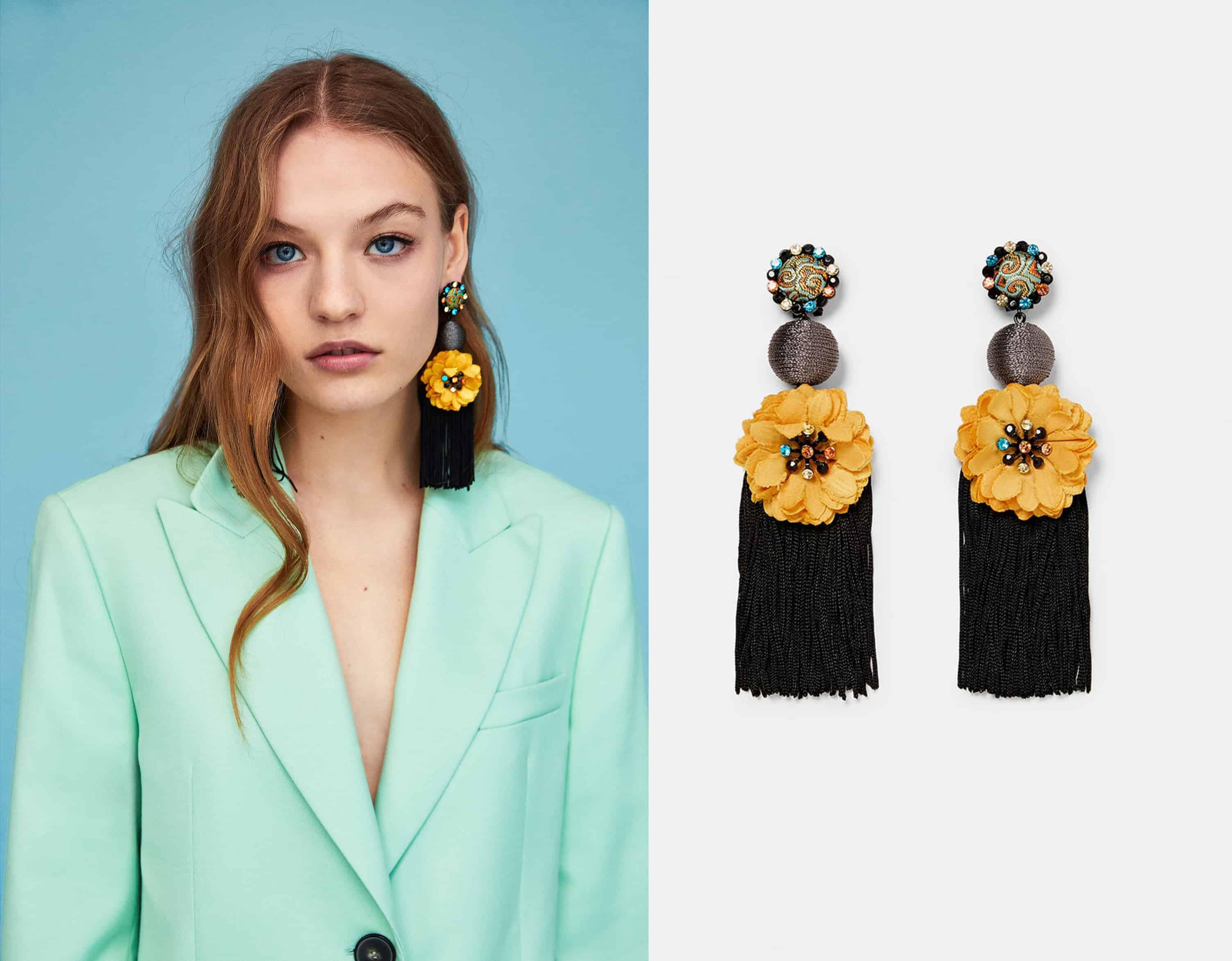 collane e accessori zara