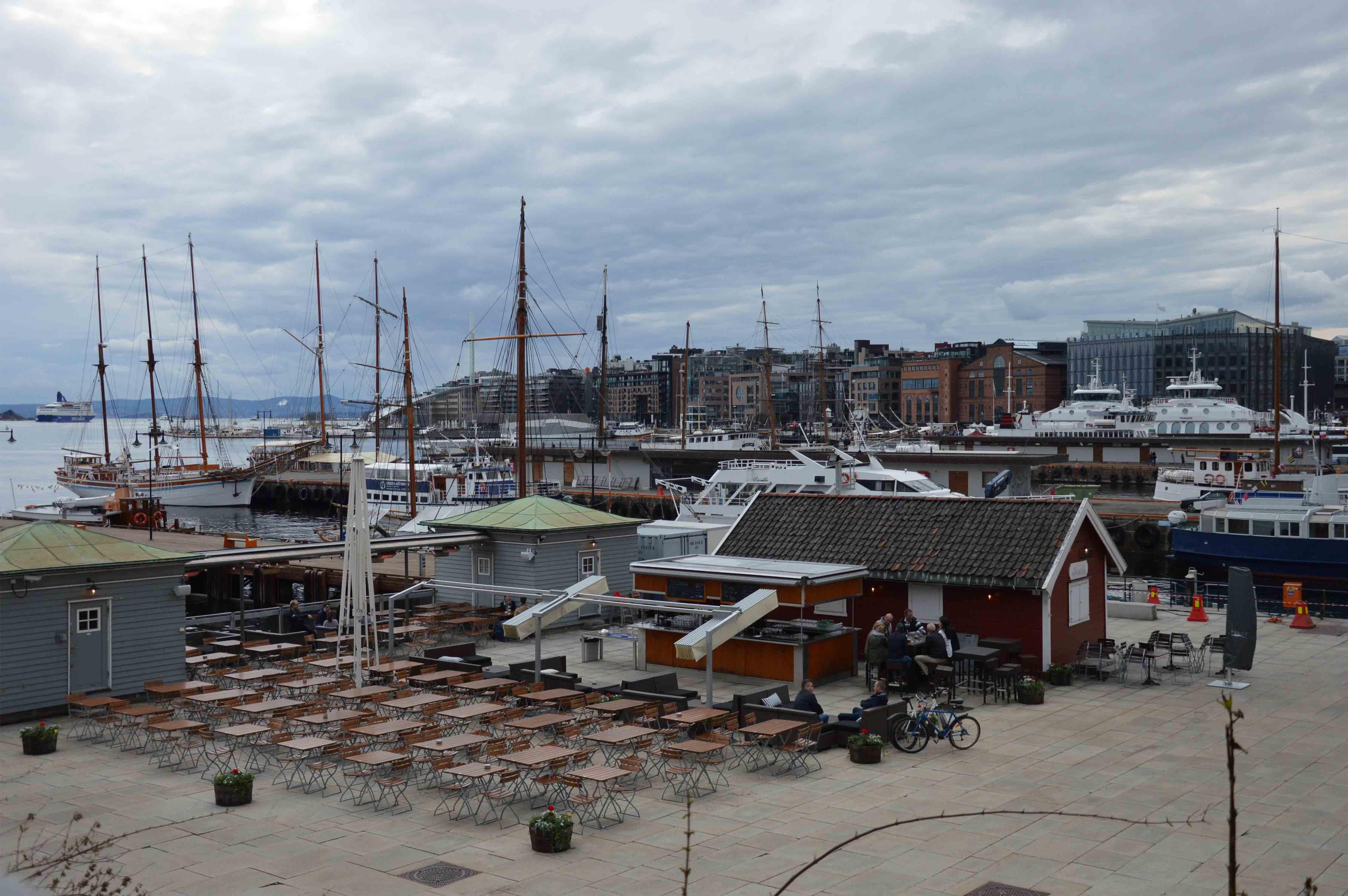 Oslo a primavera