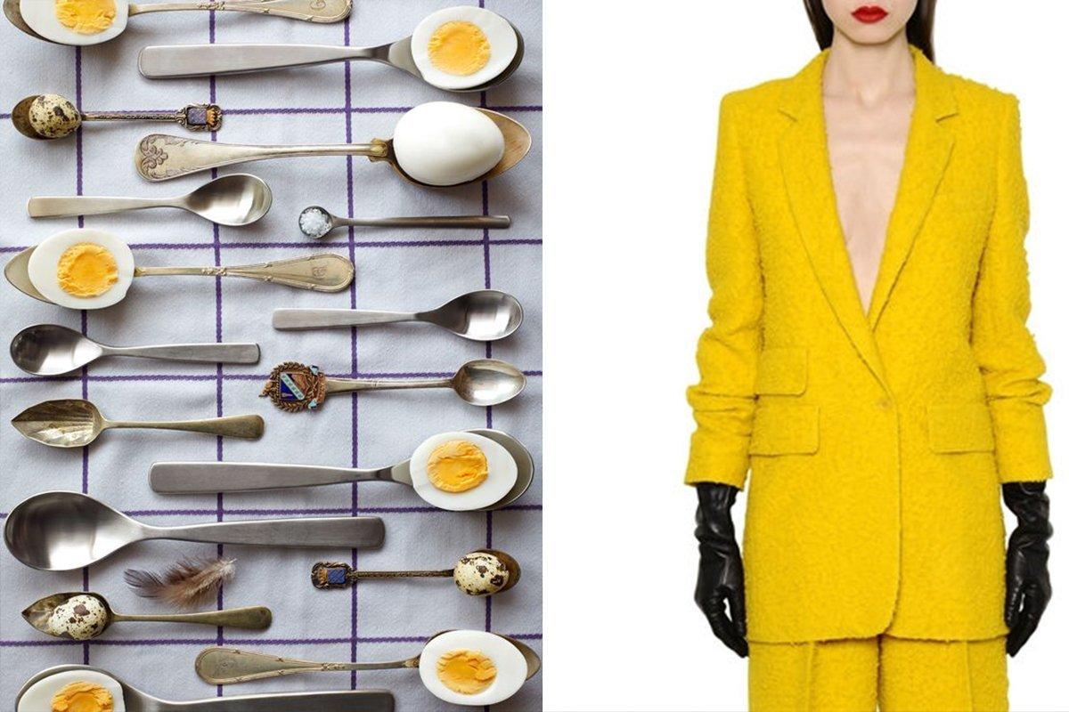 Vestirsi di giallo