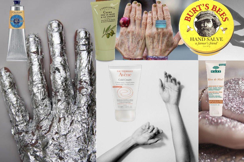copertina crema mani per l'inverno