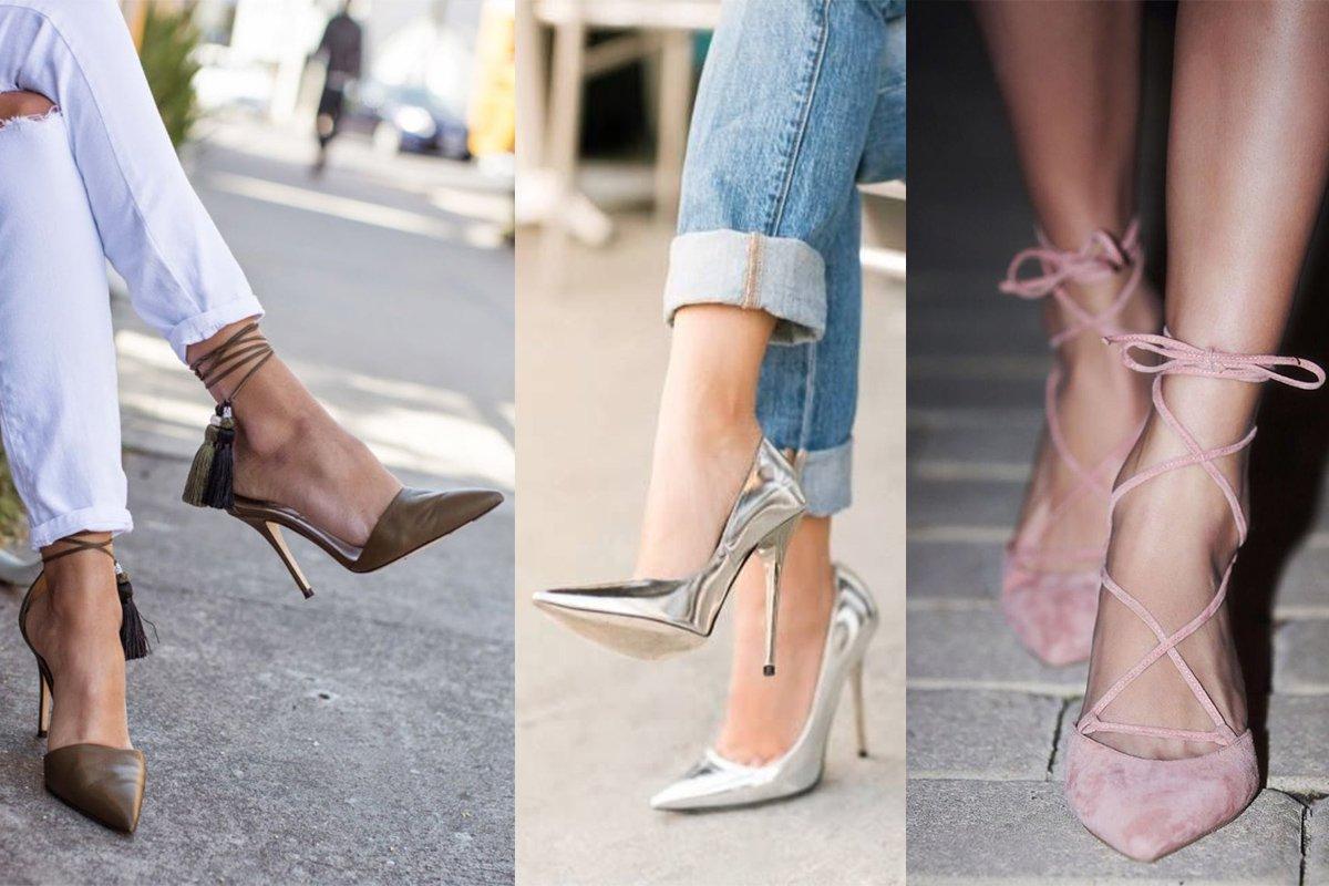 scarpe a punta