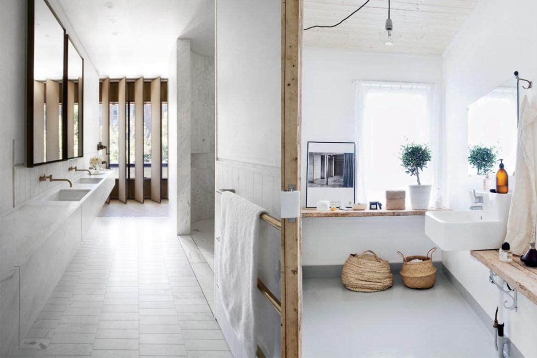 Idee per l\'innovazione del bagno, la stanza preferita delle donne