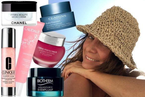 Idratare la pelle a fine estate
