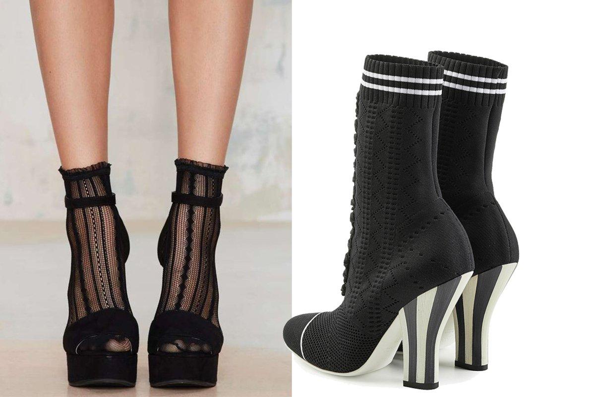 Maglina Calzino Stivaletti Socks In Uniscono Che ShoesGli Scarpa E VzLqSUMpG