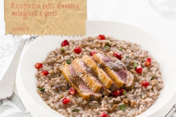 Ricette risotto per cene chic
