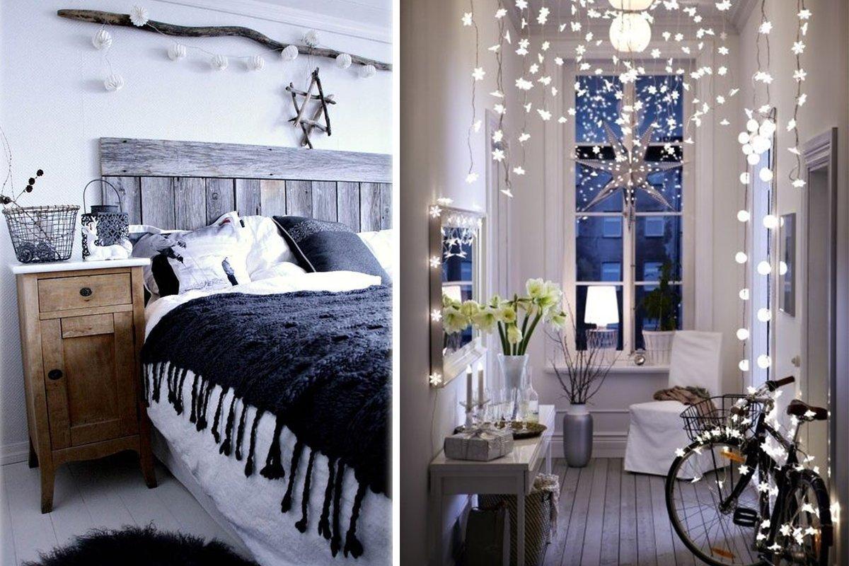 Addobbare casa con le lucine di natale come allestire gli - Addobbare le finestre per natale ...