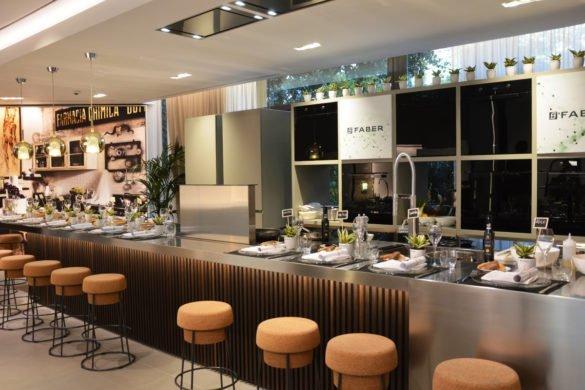 Ubique chic lifestyle blog - Cappe da cucina faber ...