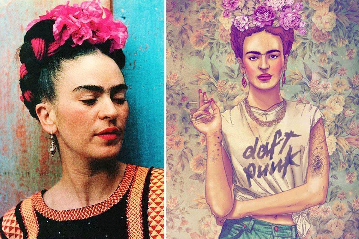 Mostra Frida Kahlo Milano 2018