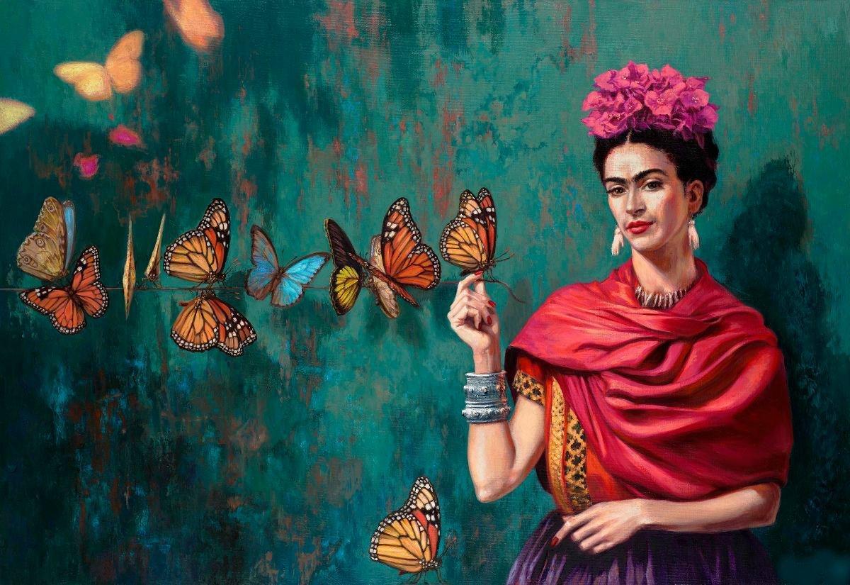 rida Kahlo Milano 2018