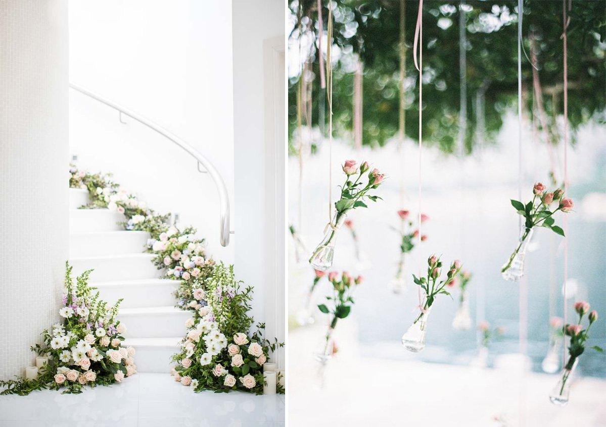 tendenze nozze 2018 sposarsi tra i fiori