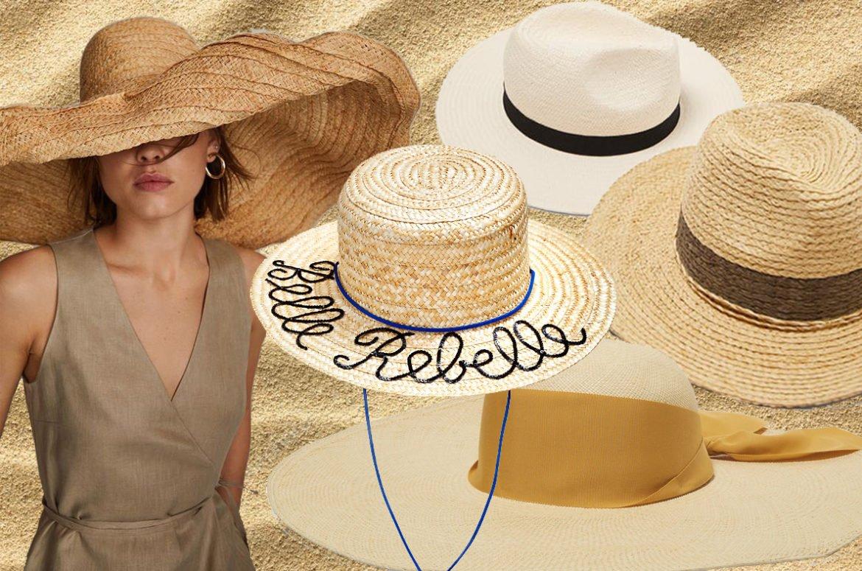 cappelli di paglia