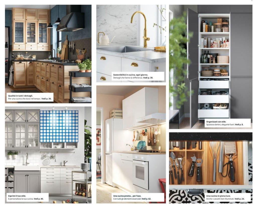 Come Progettare Cucina Ikea cucine ikea: le cucine componibili economiche belle e versatili