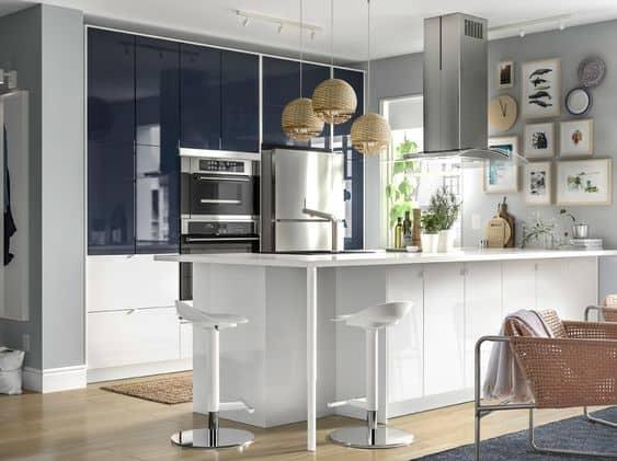 cucine-ikea-le-cucine-componibili-economiche belle e versatili