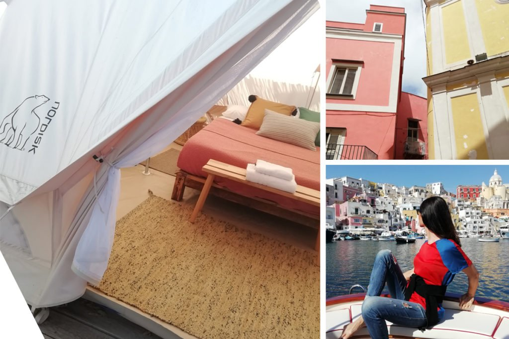 Procida camp e resort glamping procida