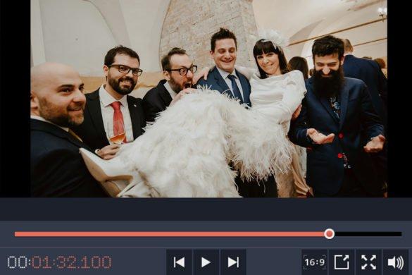 video matrimonio