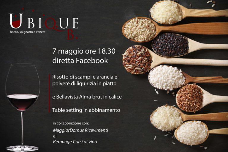 Ubique qb food and wine