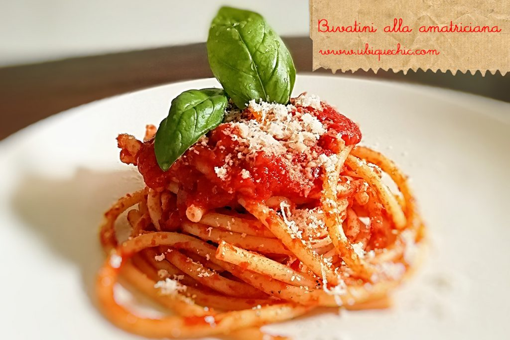 Bucatini-all-amatriciana
