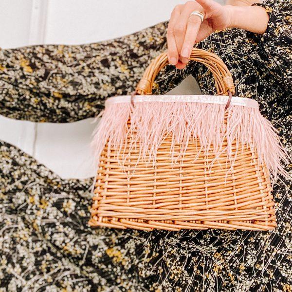 outfit con mini bag picnic