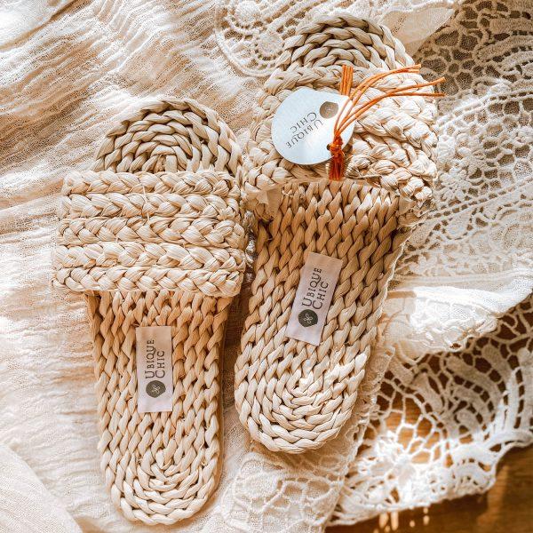 sandali a fascia in paglia naturale 02