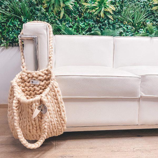 Borsa a maglia knit 01