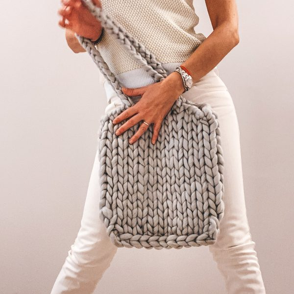 borsa a maglia